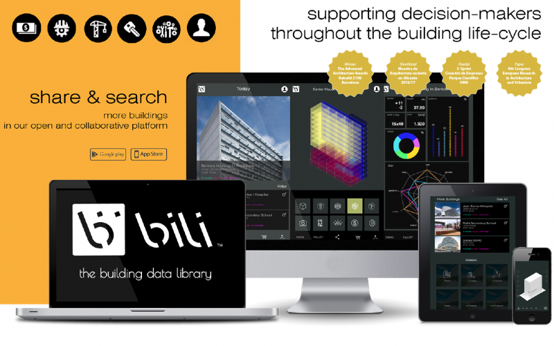 Awards BILI_The Building Data Library